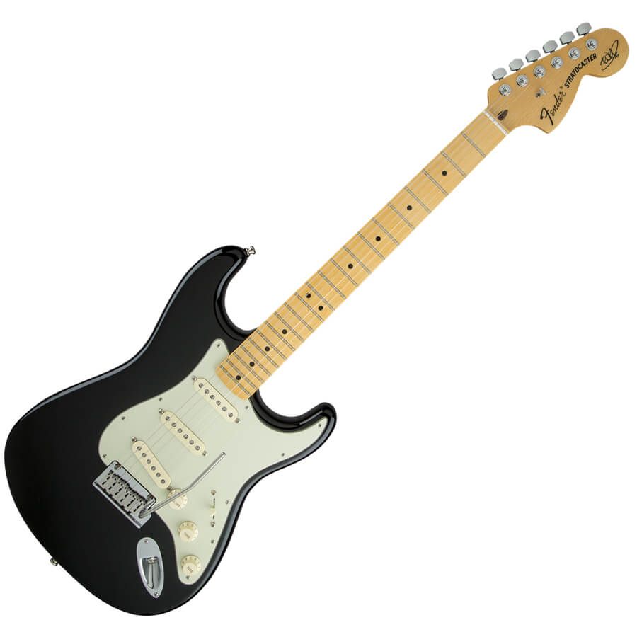 Fender The EDGE Stratocaster - MN - Black