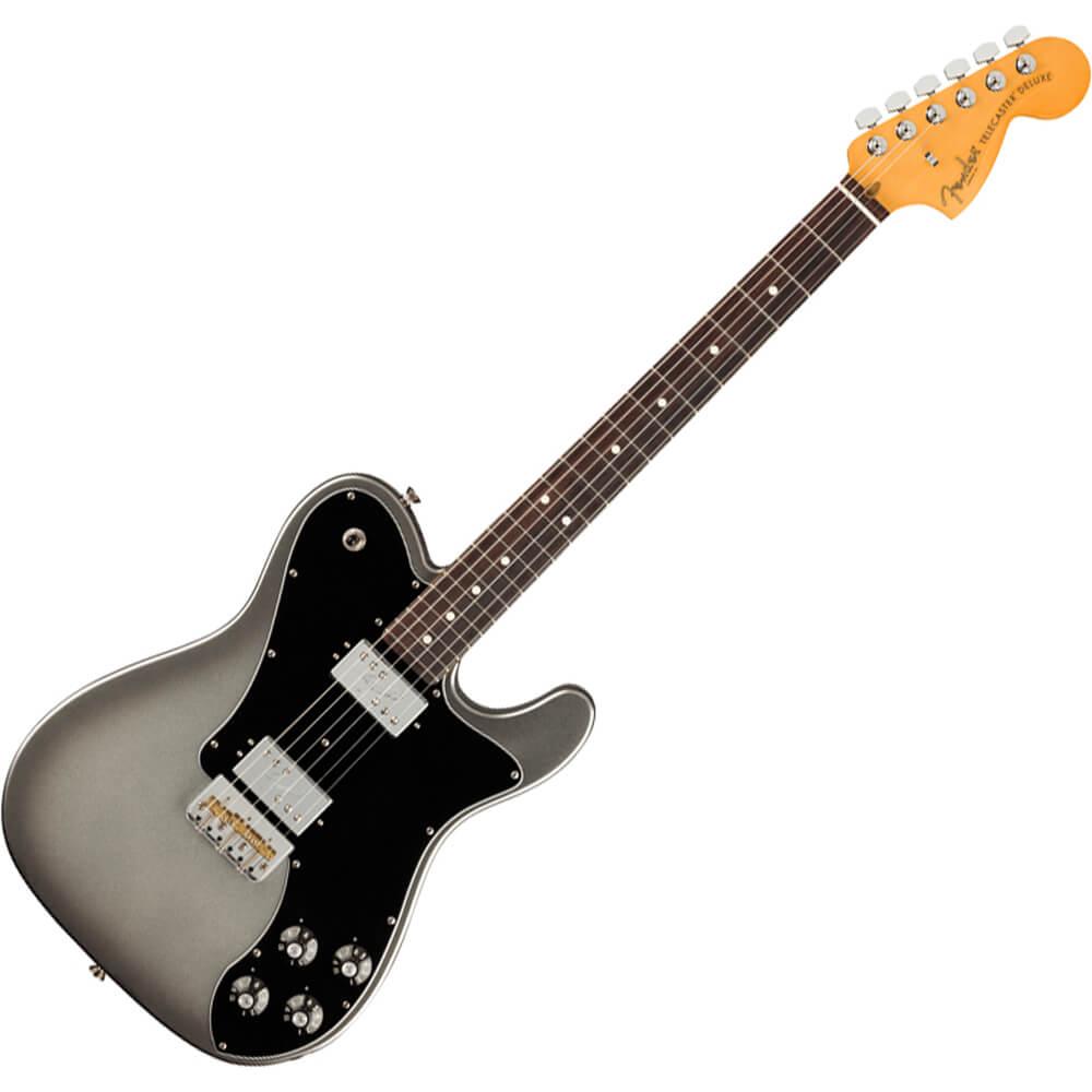 Fender American Professional II Telecaster Deluxe - RW - Mercury