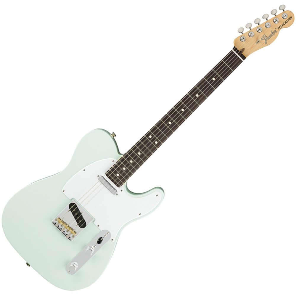 Fender American Performer Telecaster - RW - Satin Sonic Blue