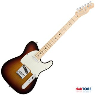 Fender American Deluxe Telecaster Maple Fboard 3-Color Sunburst