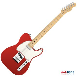 Fender American Deluxe Telecaster - MN - Candy Apple Red