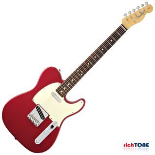 Fender Classic Series 60s Telecaster RW Candy Apple Red