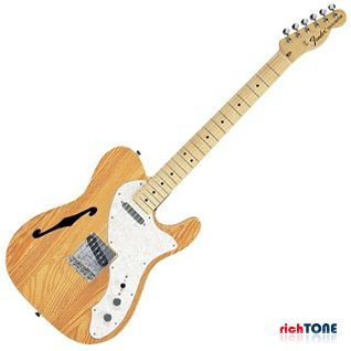 Fender Classic Series 69 Telecaster Thinline MN Natural