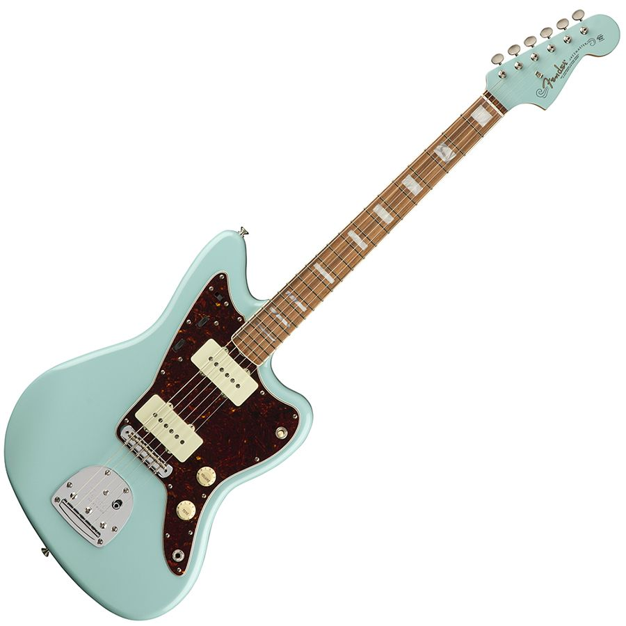 fender jazzmaster electric guitars rich tone music. Black Bedroom Furniture Sets. Home Design Ideas