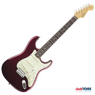 Fender Classic Player 60s Stratocaster - Candy Apple Red