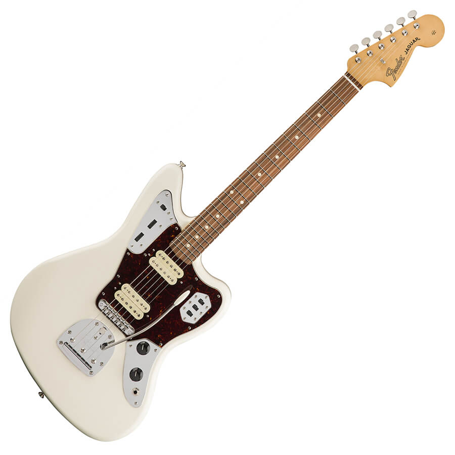 fender jaguar electric guitars rich tone music. Black Bedroom Furniture Sets. Home Design Ideas