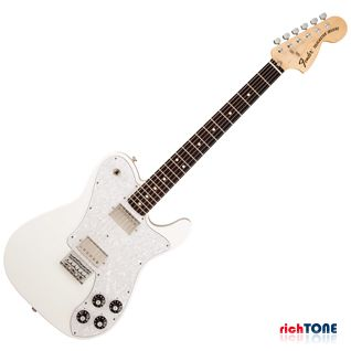 Fender Chris Shiflett Telecaster RW - Arctic White