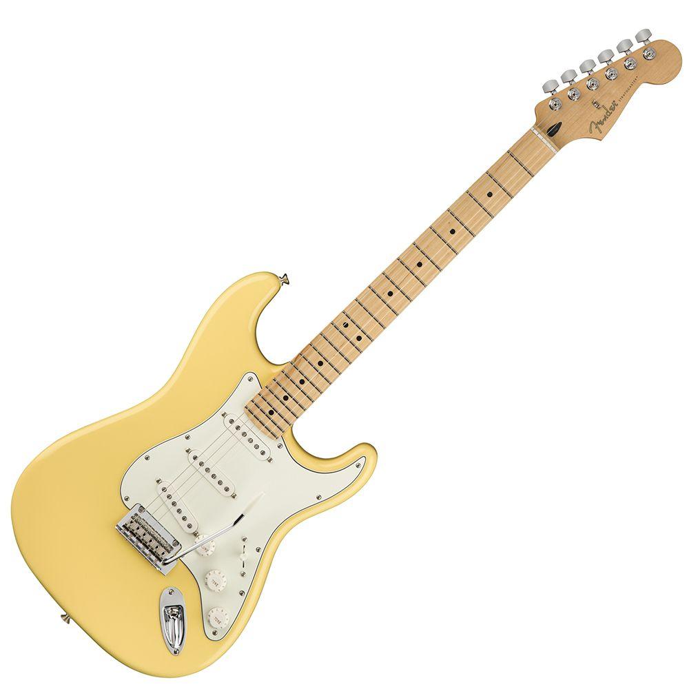 Fender Player Stratocaster - MN - Buttercream