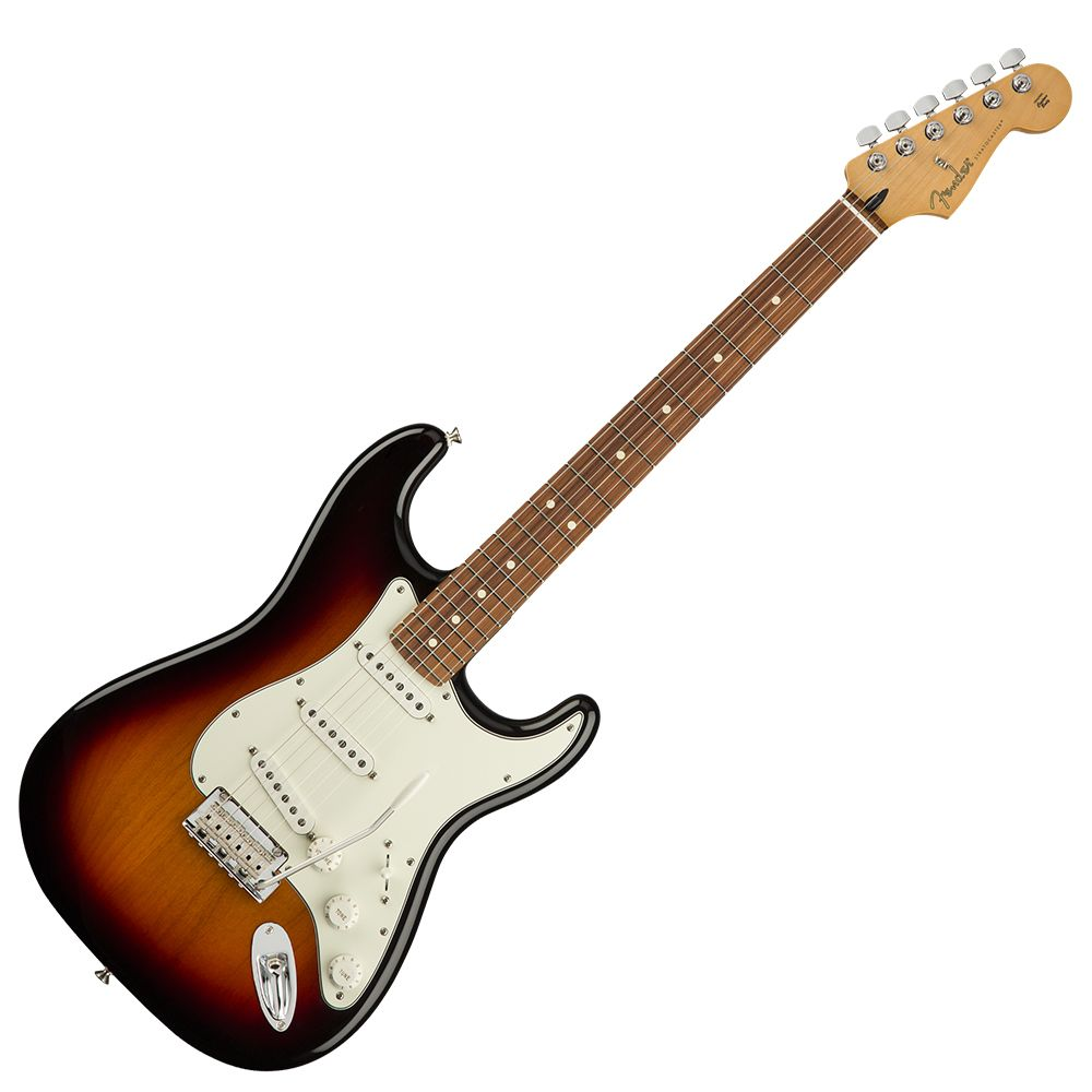 Fender Player Stratocaster - PF - 3-Tone Sunburst