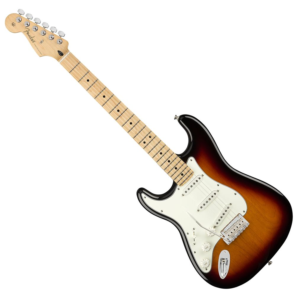 Fender Player Stratocaster LH - MN - 3-Tone Sunburst