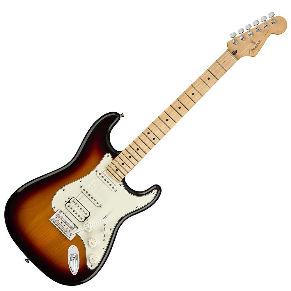 Fender Player Stratocaster HSS - MN - 3-Tone Sunburst