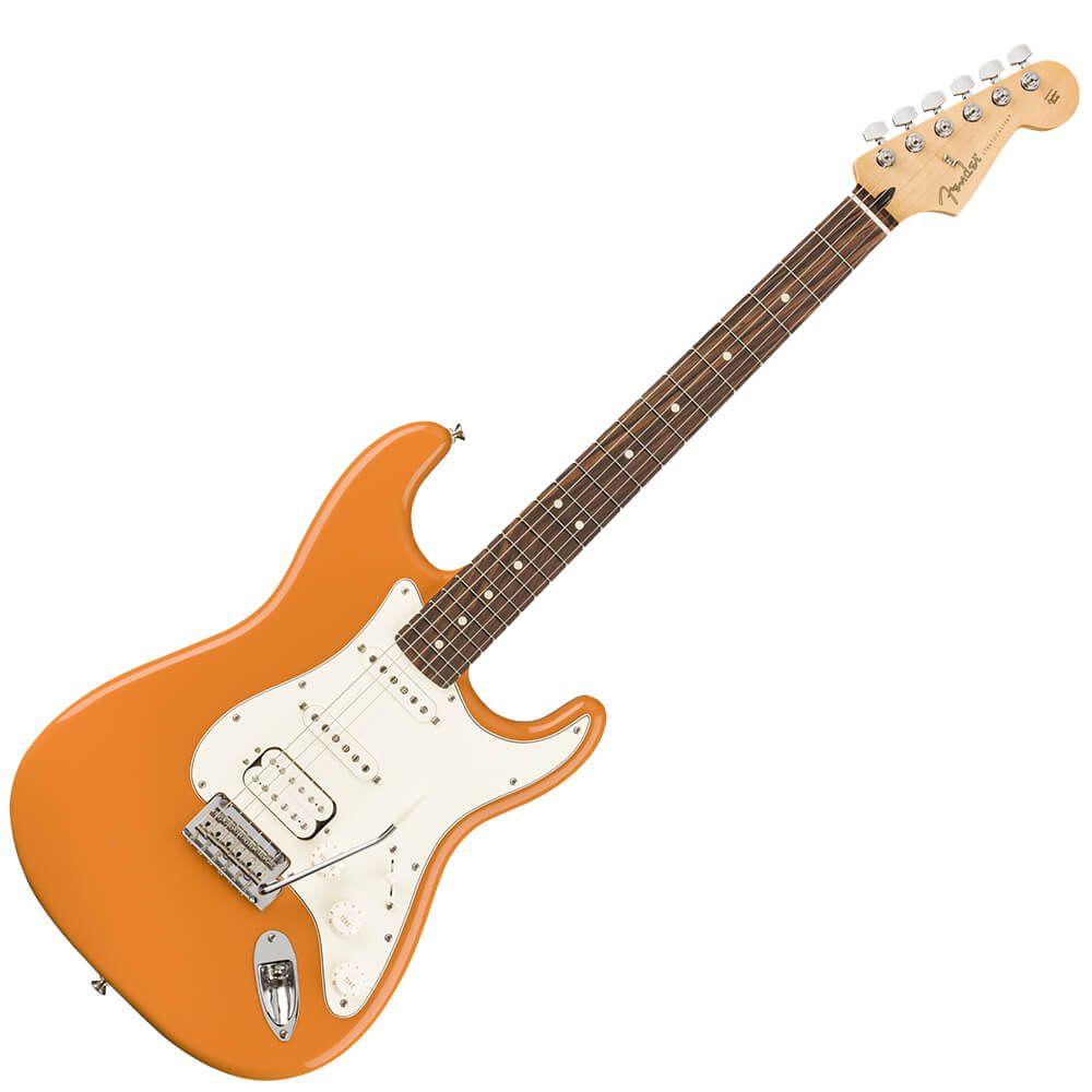 Fender Player Series Stratocaster HSS - PF - Capri Orange