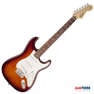 Fender Standard Stratocaster Plus Top - Tobacco Sunburst