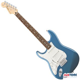 Fender Standard Stratocaster RW Lake Placid Blue Left Handed