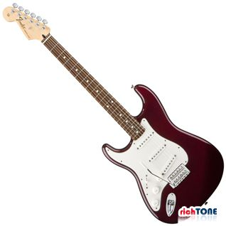 Fender Standard Stratocaster RW Midnight Wine Left Handed