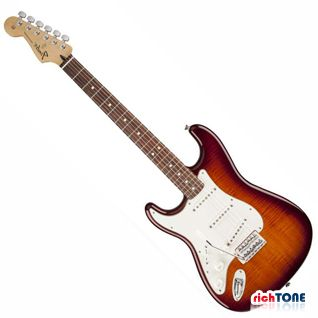 Fender Standard Stratocaster Plus Top - Tobacco Sunburst - LH