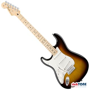 Fender Standard Stratocaster MN Brown Sunburst Left Handed
