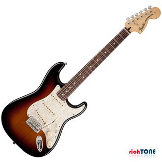 Fender Deluxe Roadhouse Stratocaster - 3 Color Sunburst