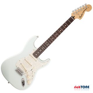 Fender Deluxe Roadhouse Stratocaster - Sonic Blue