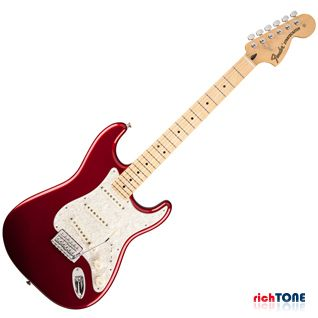 Fender Deluxe Roadhouse Stratocaster - Candy Apple Red