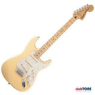 Fender Deluxe Roadhouse Stratocaster - Vintage White