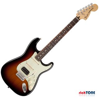 Fender Deluxe Lone Star Stratocaster - 3 Color Sunburst
