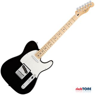 Fender Standard Telecaster Maple Fretboard Black