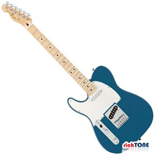 Fender Standard Telecaster MN Lake Placid Blue Left Handed