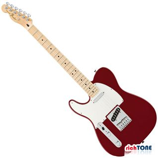 Fender Standard Telecaster MN Candy Apple Red Left Handed
