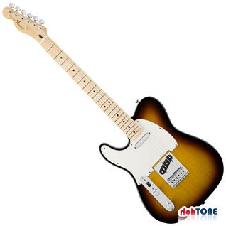 Fender Standard Telecaster MN Brown Sunburst Left Handed