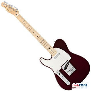 Fender Standard Telecaster MN Midnight Wine Left Handed