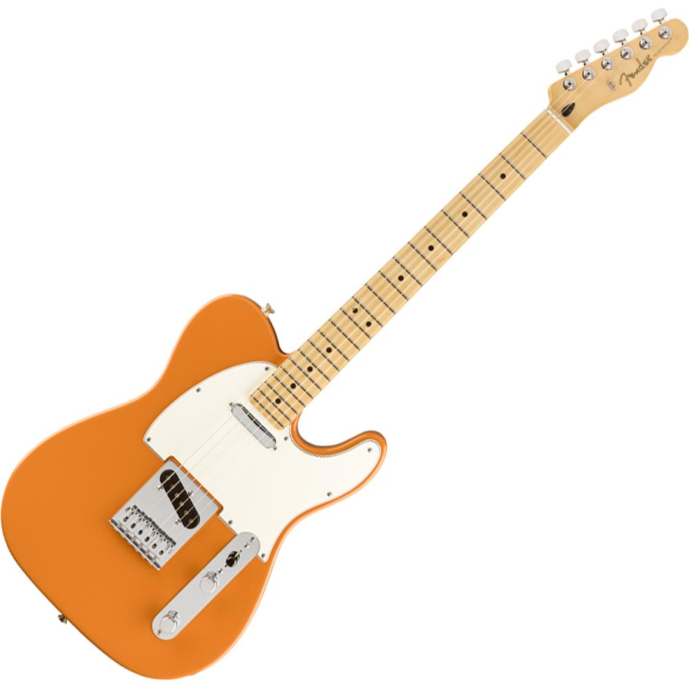Fender Player Series Telecaster - MN - Capri Orange