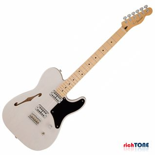 Fender Cabronita Telecaster Thinline - White Blonde