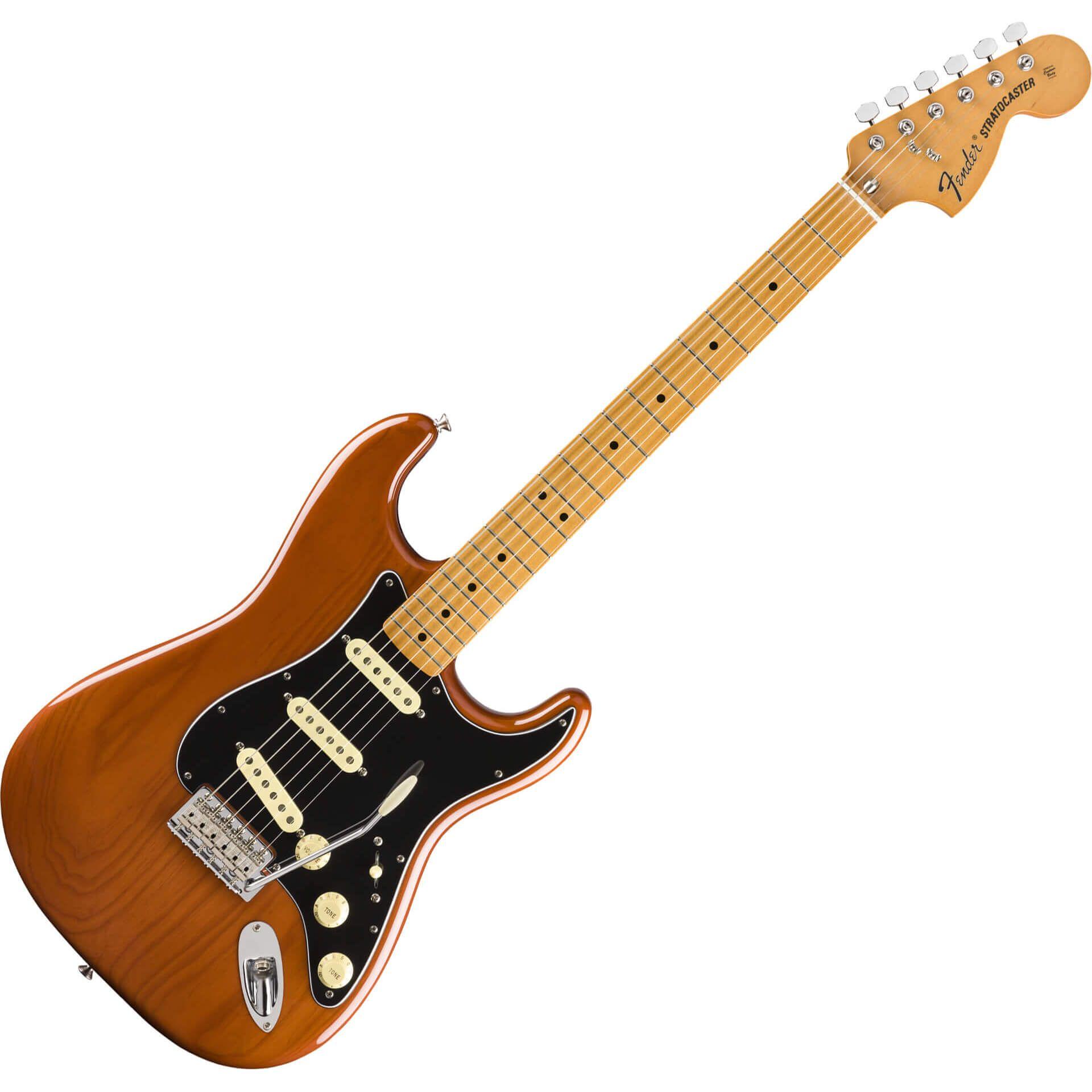 Fender Vintera Series 70s Stratocaster - MN - Mocha