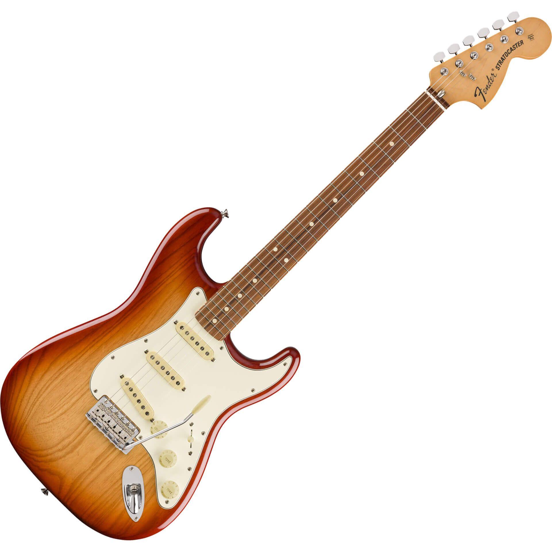 Fender Vintera Series 70s Stratocaster - PF - Sienna Sunburst
