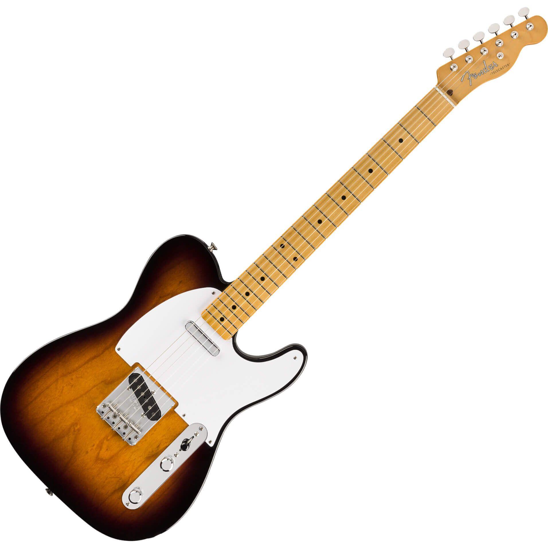 Fender Vintera Series 50s Telecaster - MN - 2-Tone Sunburst