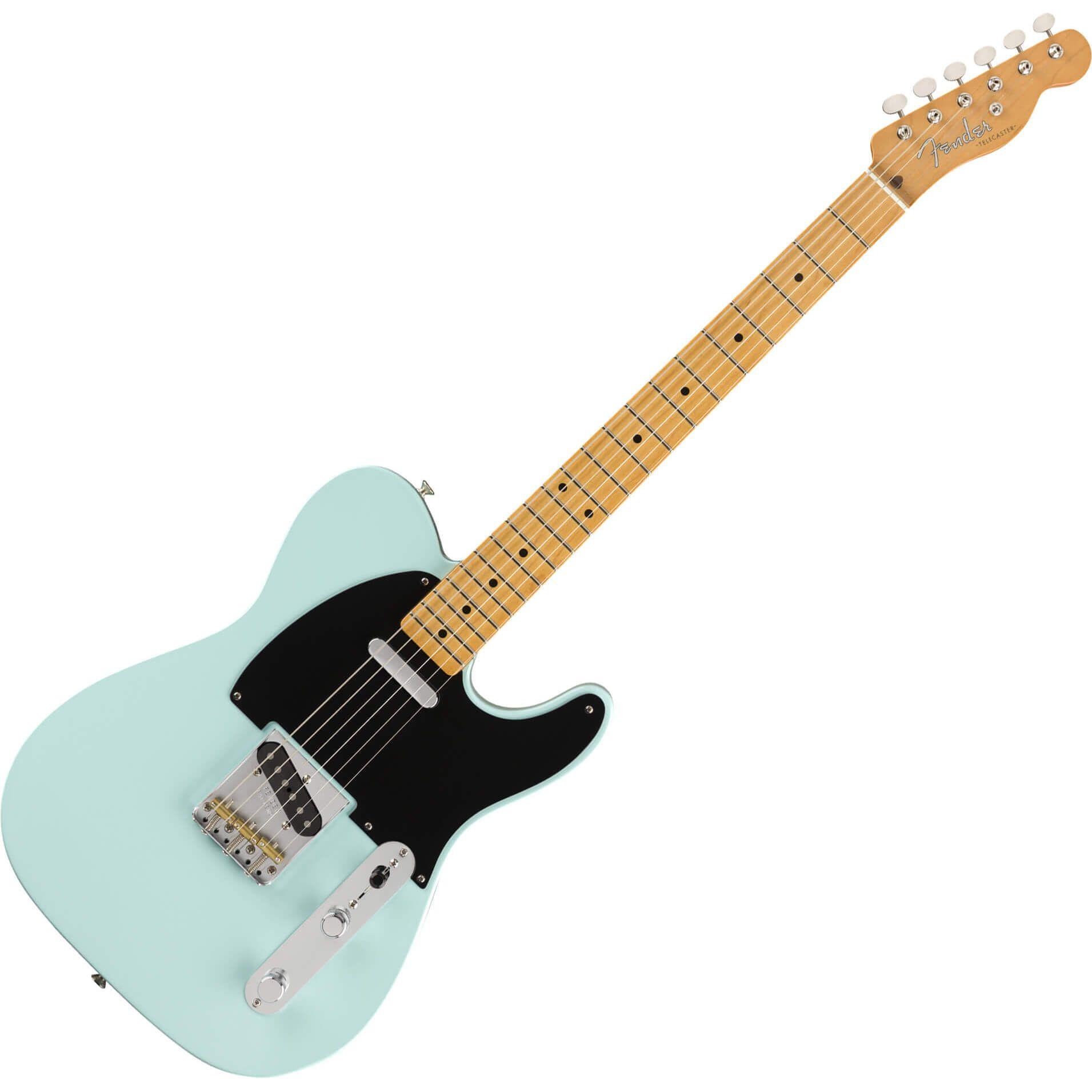 Fender Vintera Series 50s MOD Telecaster - MN - Daphne Blue