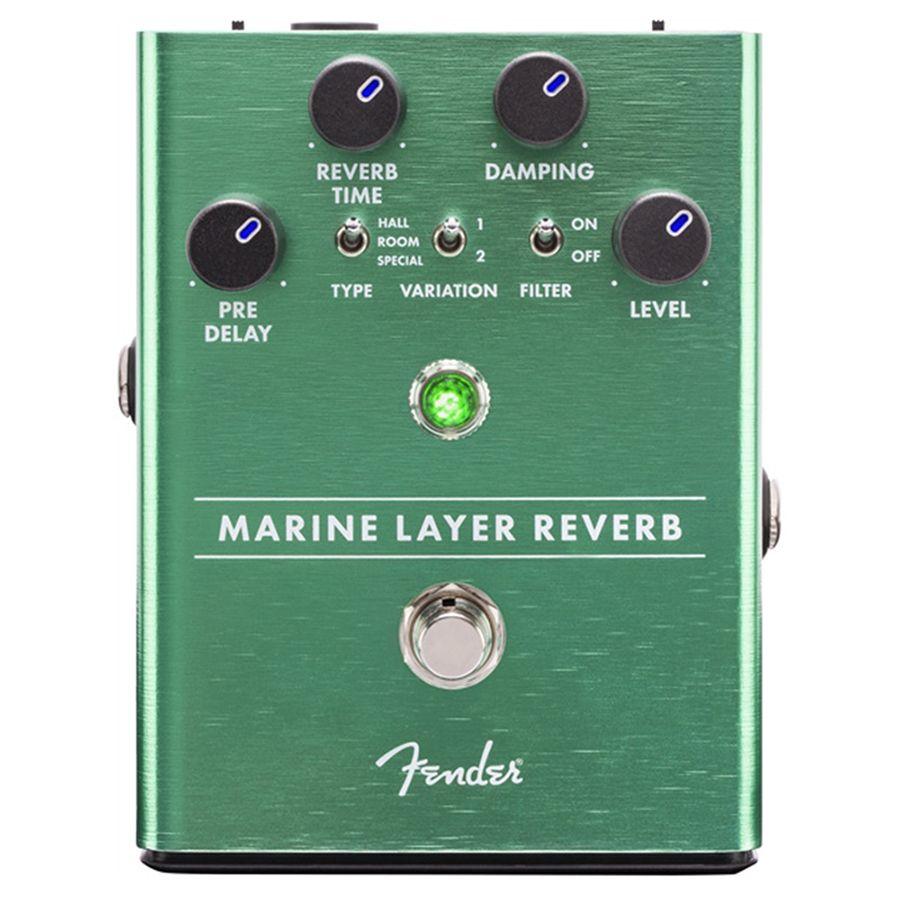 Fender Marine Layer Reverb FX Pedal