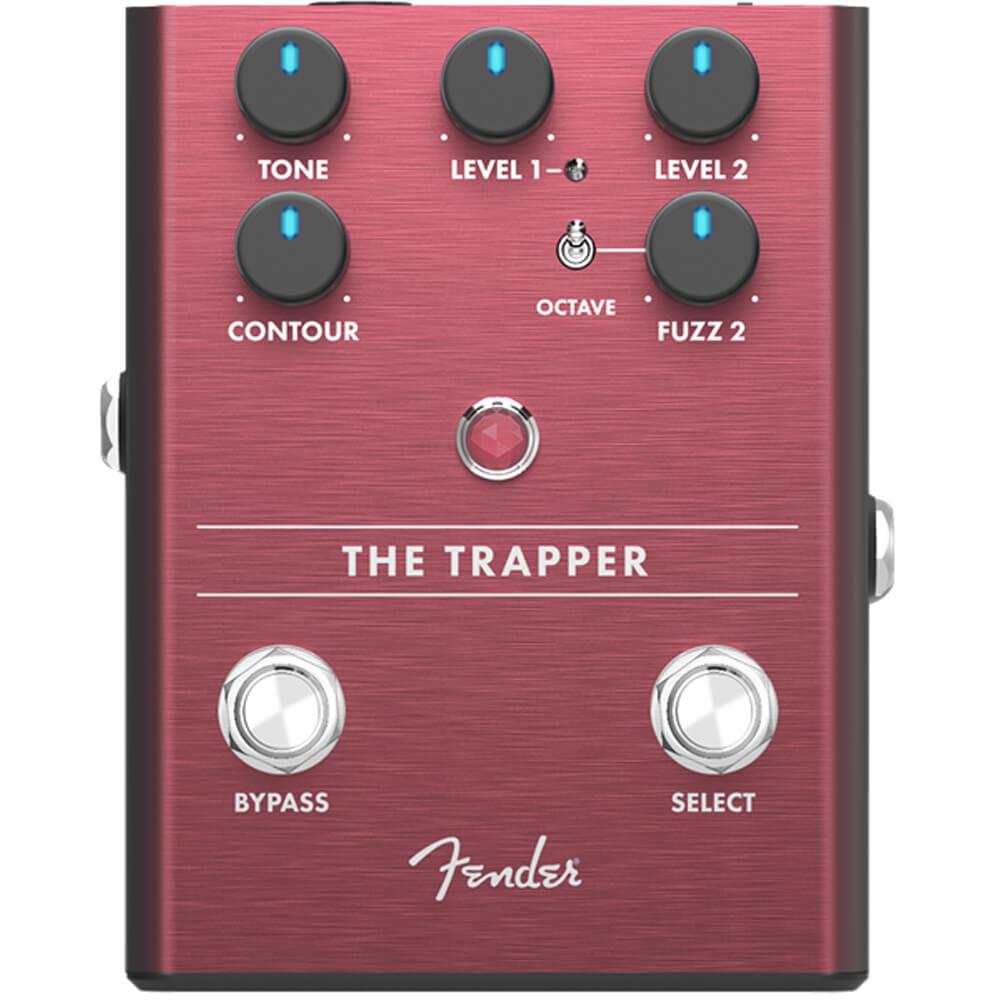 Fender Trapper Fuzz FX Pedal