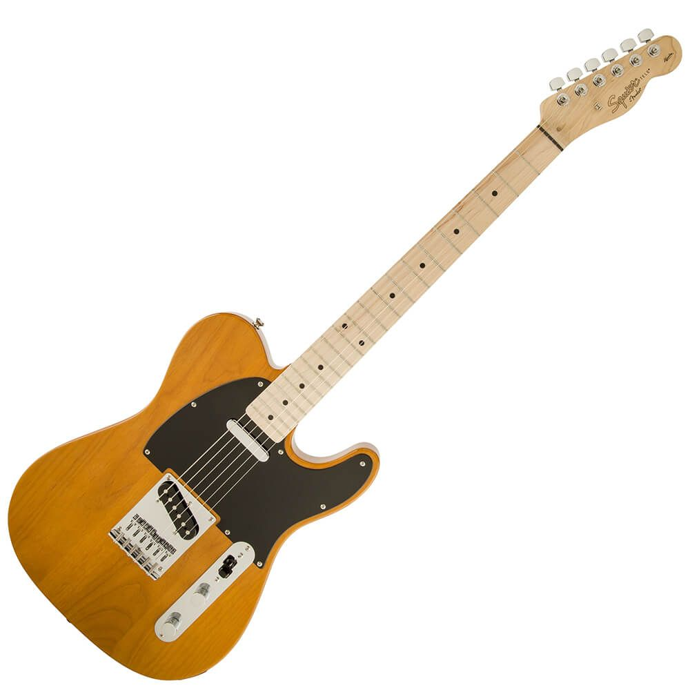 Squier Affinity Series Telecaster - MN - Butterscotch Blonde