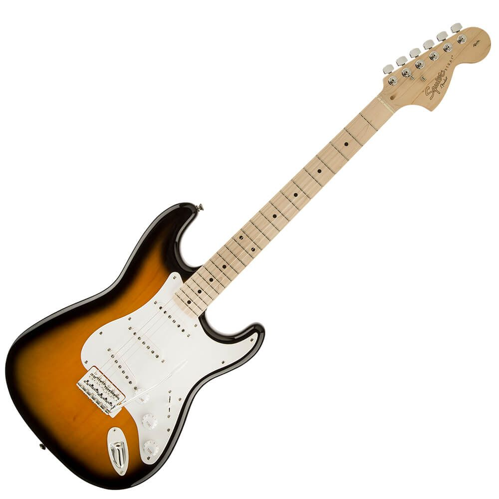 Squier Affinity Series Stratocaster - MN - 2 Tone Sunburst