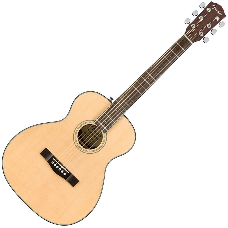 Fender CT-140SE - Natural - W/C Electro-Acoustic Guitar