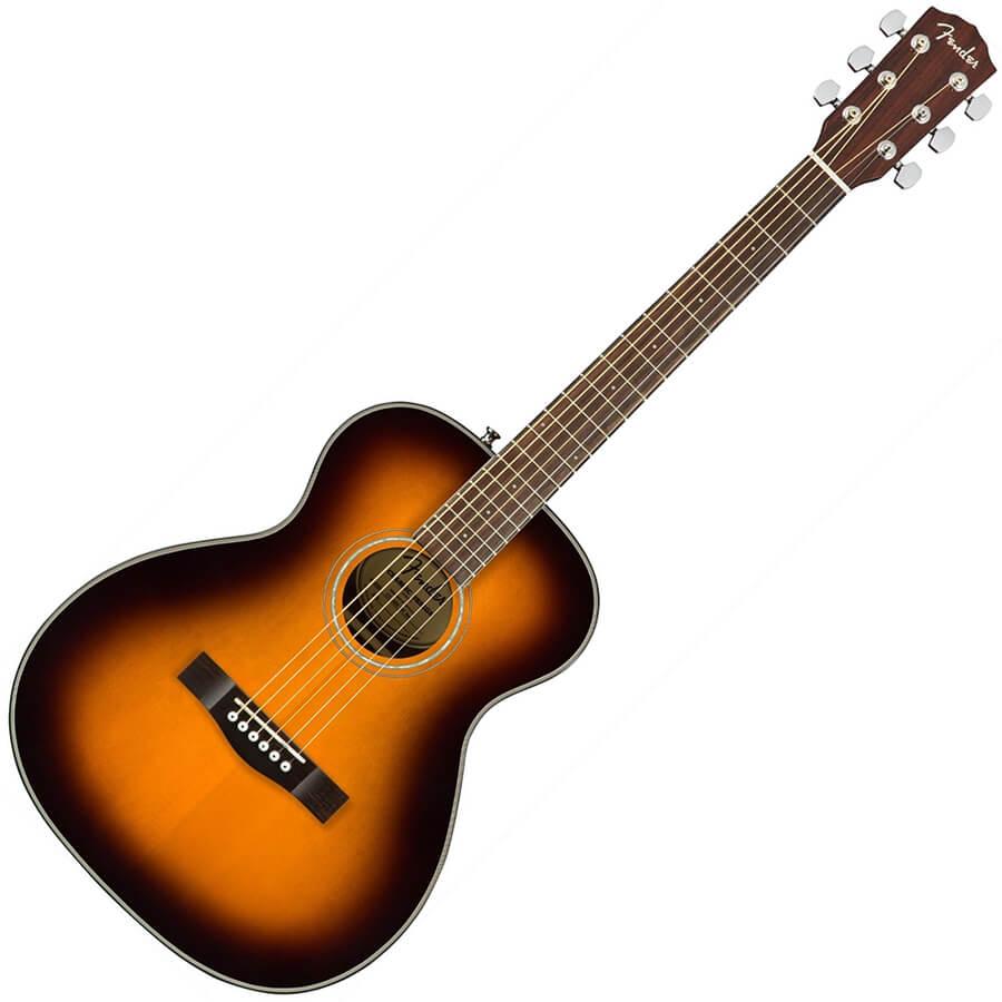 Fender CT-140SE - Sunburst - W/C Electro-Acoustic Guitar