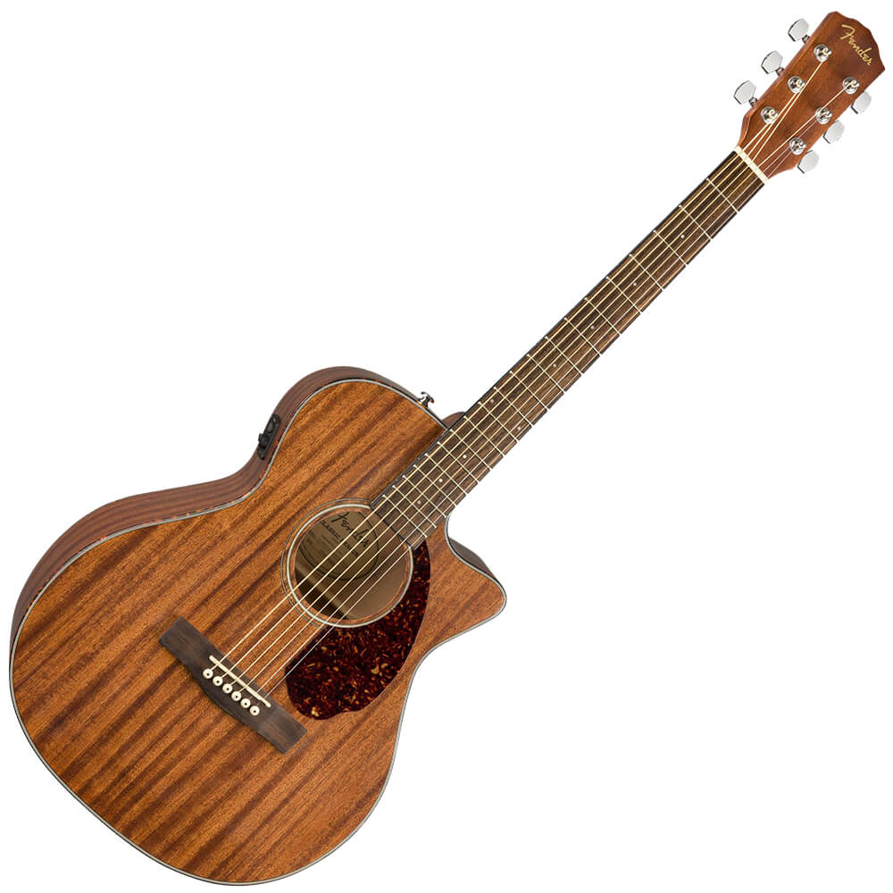 Fender CC-60SCE All-Mahogany Electro-Acoustic - Satin FSR