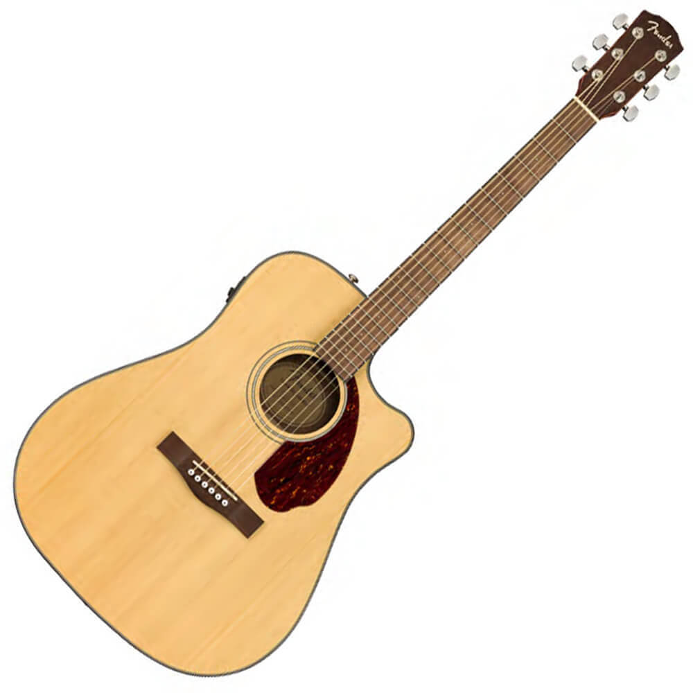 Fender CD-140SCE Dreadnought - WN - Natural
