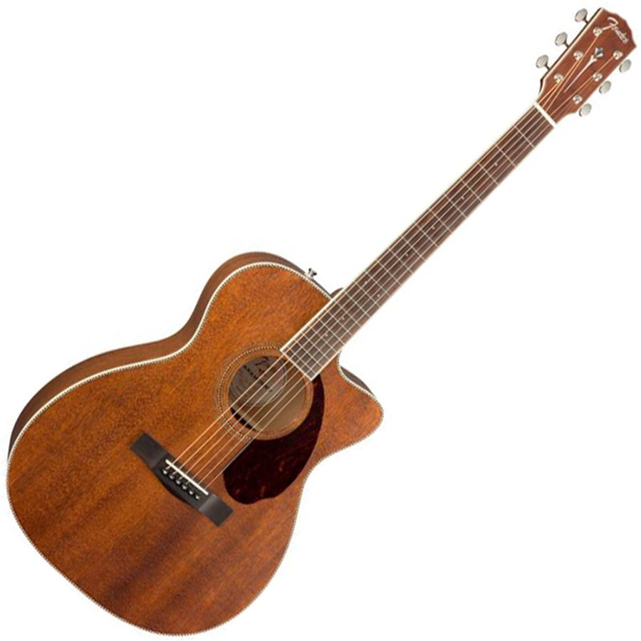 Fender PM-3 Triple-0 All-Mahogany w/Case - Natural