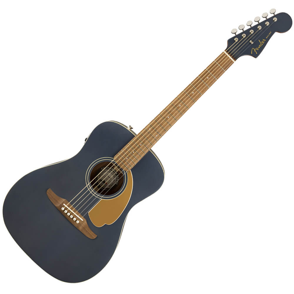 Fender Malibu Player - WN - Midnight Satin