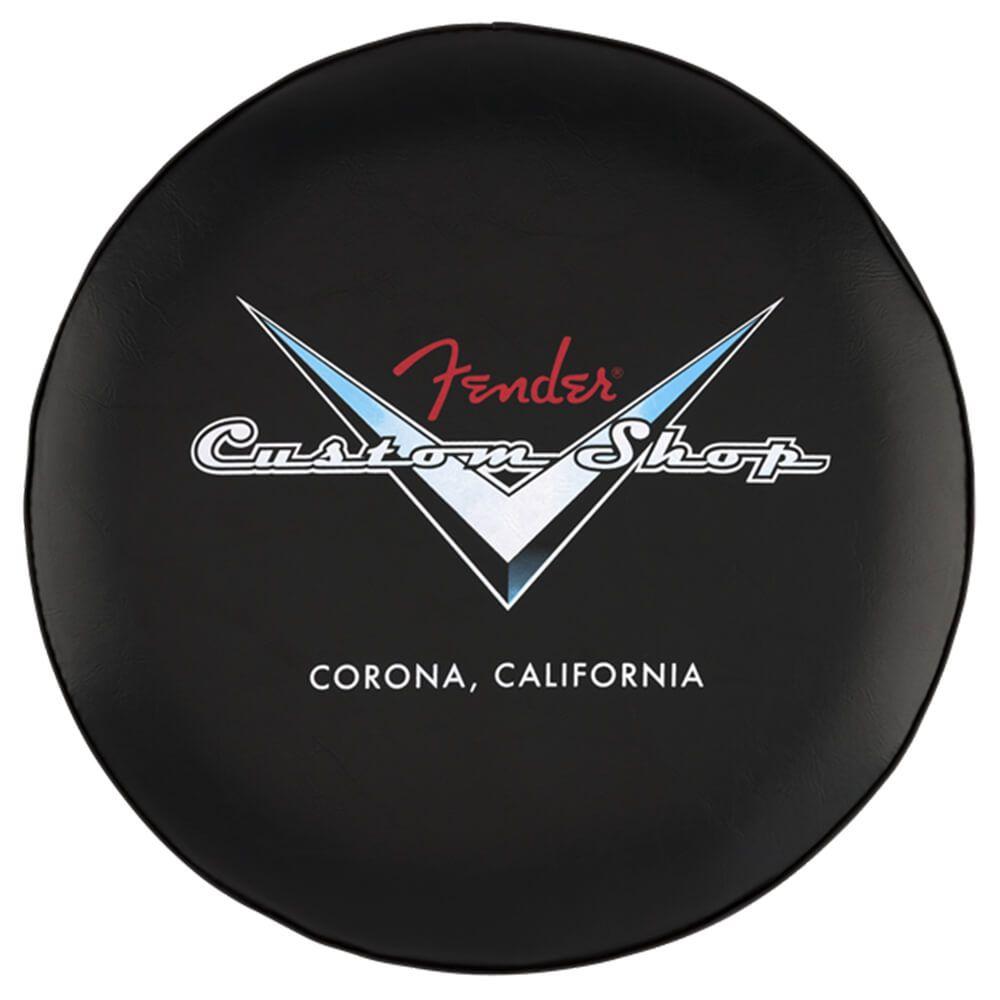 Fender 30 Inch Custom Shop Pinstripe Barstool