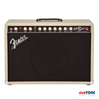 Fender Super-Sonic 22 Combo Amplifier - Blonde