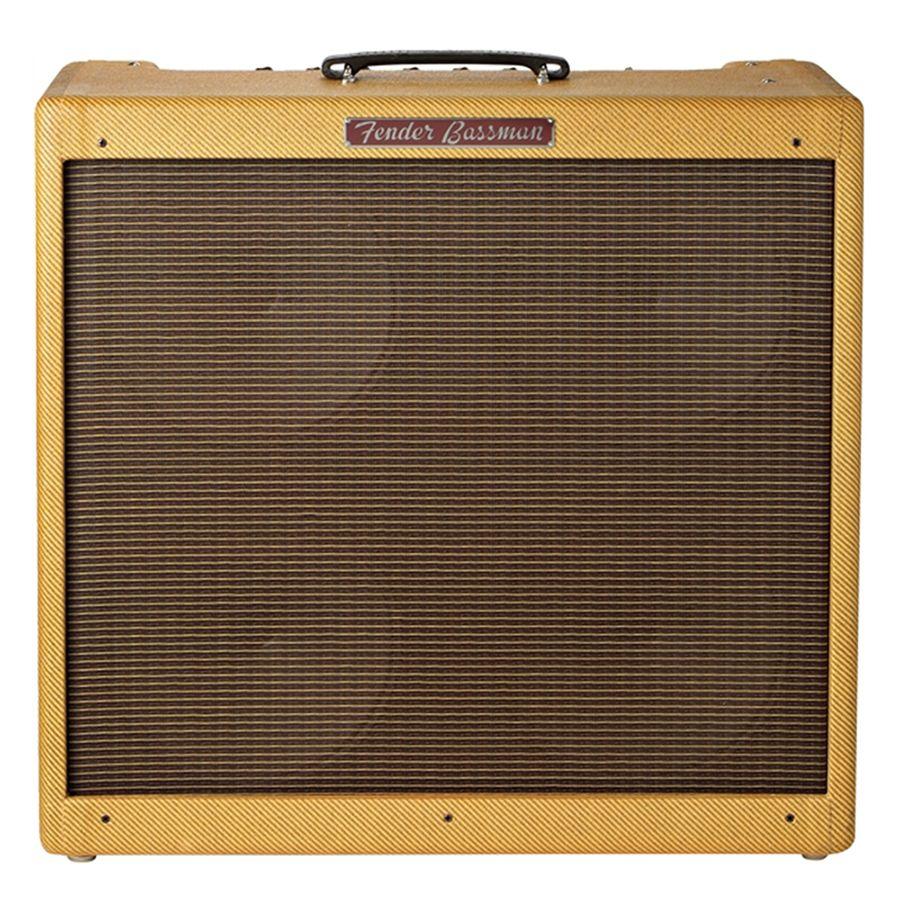 fender 59 bassman ltd vintage reissue combo amplifier rich tone music. Black Bedroom Furniture Sets. Home Design Ideas